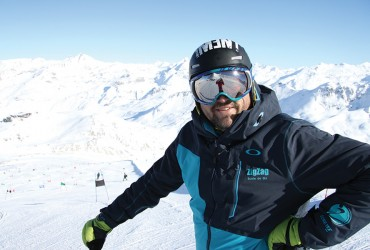 Private ski instructor in Samoens Grand Massif