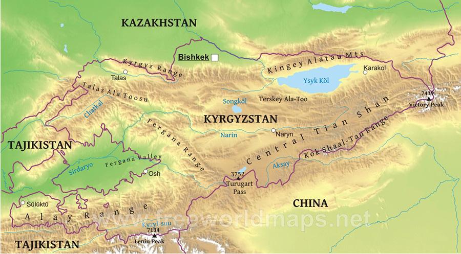 Kyrgyzstan heliski with ZigZag