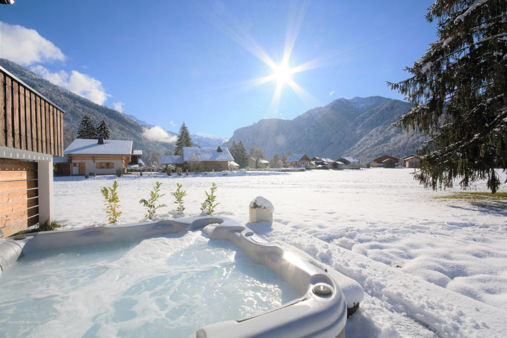 Chalet Toukbal Alps Accommodation Samoens