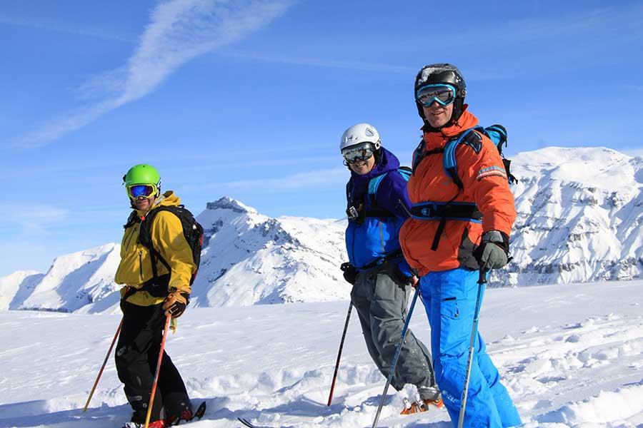 Ski Club pour adultes Samoens ZigZag